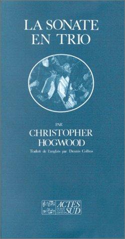 La Sonate en trio par Christopher Hogwood