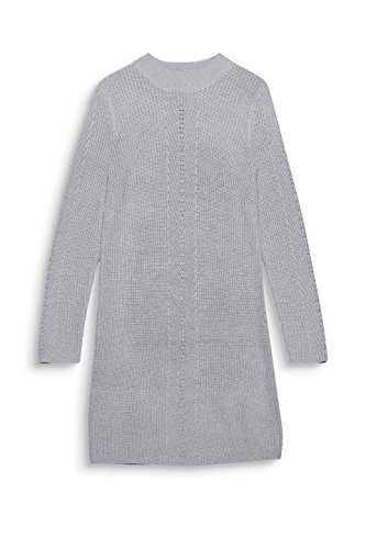 ESPRIT Damen Kleid Grau (Grey 5 034)