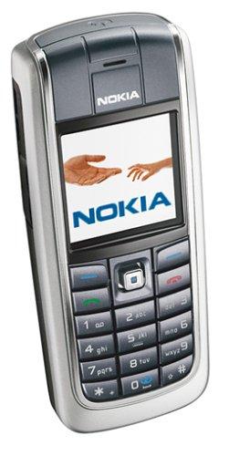 Nokia 6020 Graphit-grau Handy
