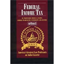 Federal Income Tax (Law School Legends Audio Series)