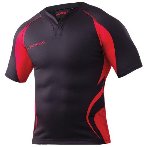 Kooga Curve Match Shirt Marineblau/Weiß