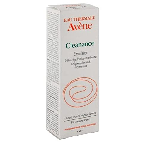 AVENE Cleanance regul.matt.Emuls.+Glyceryllaurat 40 ml Emulsion