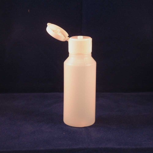 BuyBottlesAndCans.com 50 ml, Transparent, Für Flaschen Aus Kunststoff mit Flip Top X 5 -