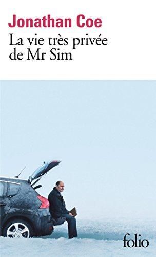 La vie très privée de Mr Sim (Folio t. 5381) par Jonathan Coe
