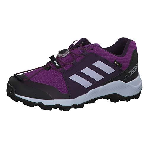 adidas Performance Terrex GTX Trail Laufschuh Kinder violett/lila, 34 EU - 2 UK - 2.5 US