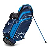 Callaway X-Series - Borsa da Golf con Supporto, da Uomo, Uomo, 5119278, Navy/Royal Blue/White, Taglia Unica