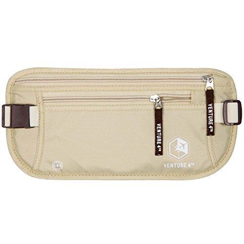 money-belt-for-travel-rfid-safe-hidden-waist-stash-by-venture-4th-beige