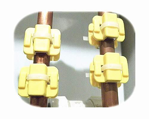 Lot de 4 paires d'adoucisseurs d'eau magnétiques XT6