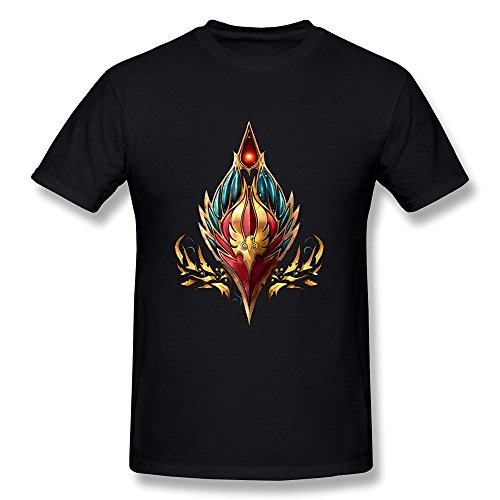 rabit-taglio-design-da-uomo-world-of-warcraft-horde-blood-elf-totem-bandiera-icone-t-shirts-nero-abl