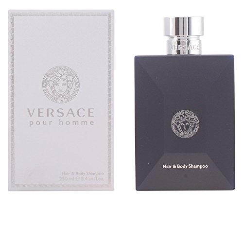 Body-shampoo (Versace Pour Homme Hair And Body Shampoo 250ml)