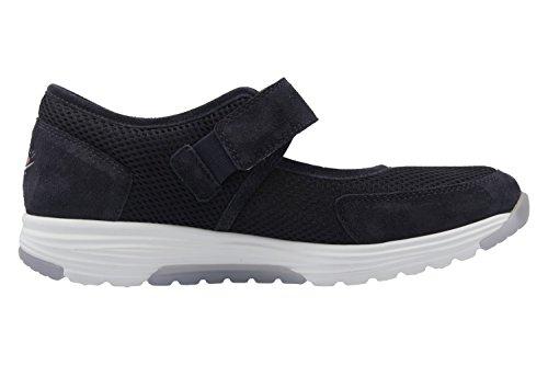 Gabor Rollingsoft, Sneakers Basses Femme Bleu (ocean 46)