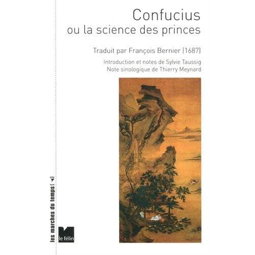 Confucius ou La science des princes