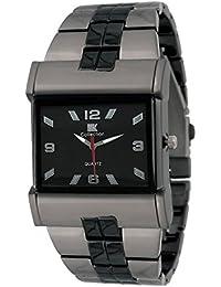 IIk Collection Watches Quartz Movement Analogue Black Dial Men's Watch - IIK027