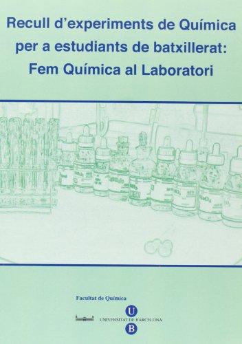 Recull D'Experiments De Quimica