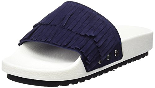 Sixty Seven 77818, Chaussures Femme Multicolore (Marine / Blanc)