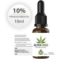ALPEX-MED 10% PREMIUM ESSENTIAL 10ml CB1 und CB2 Aktivator