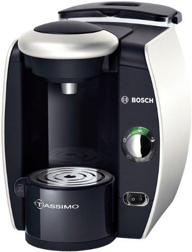 Bosch TAS-4011 Machine à expresso Tassimo Gris métal