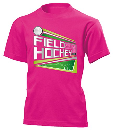 Field Hockey 5076 Kinder T-Shirt (K-PK) Gr.128