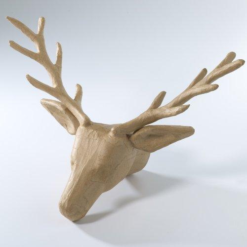 papier-mache-wall-deer-head