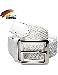 Kleidung & Accessoires Neu 100cm Damen GÜrtel In Weiß DamengÜrtel Lochmuster Lackleder LackgÜrtel Niedriger Preis