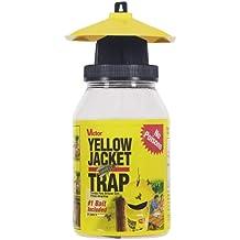 Victor M362 Trampa sin-veneno reutilizable para avispas y otros insectos voladores.