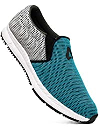 Avant Men's Dual Mesh Slip On Sports Shoes | Men's Walking and Running Shoes