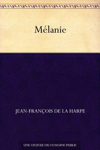 Mélanie par Jean-François de La Harpe
