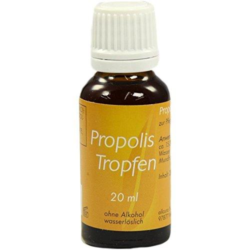 Propolis Tropfen ohne Alk 20 ml - Extrakt Pille