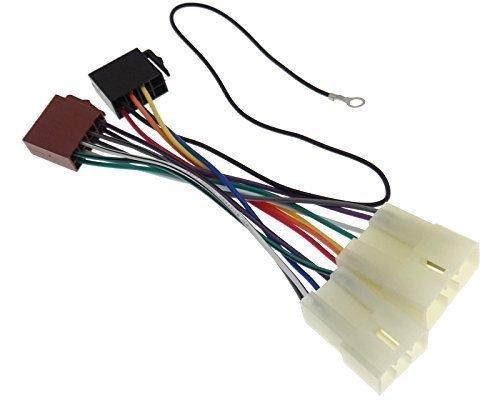 MITSUBISHI (1) Radioadapter Autoradio Radio Adapter ISO