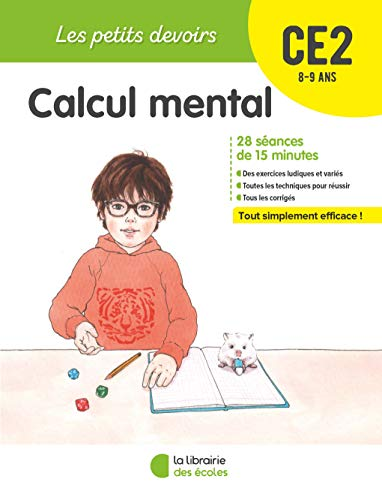Les Petits devoirs - Calcul mental CE2