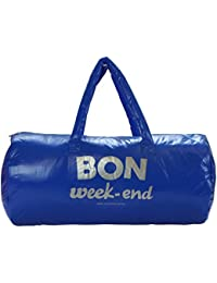 Caroline Lisfranc - Sac bon week end - Bleu Flashy