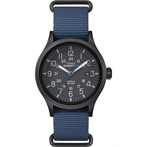 fe06dc00117f Timex – Reloj de pulsera analógico para mujer cuarzo piel tw4b0 4800