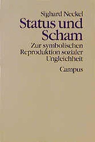 Status und Scham. Zur symbolischen Reproduktion sozialer Ungleichheit
