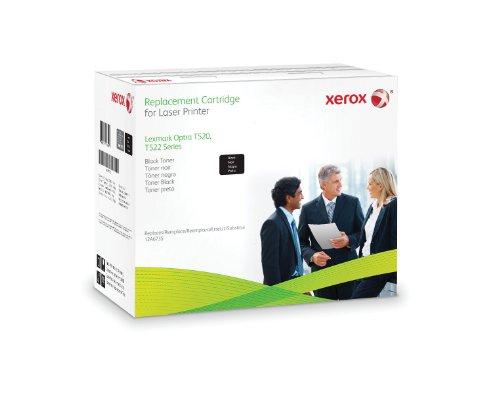 Preisvergleich Produktbild XEROX Original Toner schwarz fuer Lexmark T520 T522 20.000 Seiten