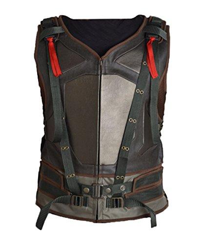 HLS Hardy Tactical Bane Military Vest Faux Leather V2 (MEDIUM) Tom's - Bane Halloween