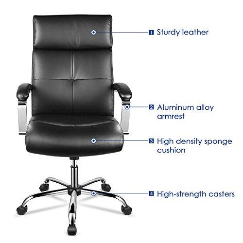 Zoom IMG-2 intey alta della sedia da