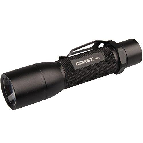 kraftmax Coast HP1 - Fokussierbare Hochleistungs LED Taschenlampe -