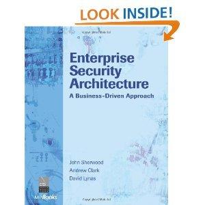 Enterprise Security Architecture: A Business-Driven Approach