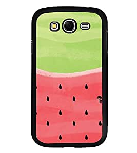 Fuson Designer Back Case Cover for Samsung Galaxy Grand Neo I9060 :: Samsung Galaxy Grand Lite (Watermelon Seeds red Pulp Yummy Juicy)