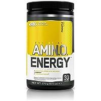 Optimum Supplemento Nutrizionale Amino Energy Pineapple Flavour En/Esp/Pt 270G -
