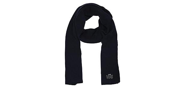 Jack   Jones jjdna Knit écharpe NOOS 2015 Bleu Dress Blues   Blau taille  unique  Amazon.fr  Vêtements et accessoires 853f82591c7