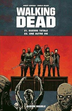 Walking Dead intégrale des tomes 13 à 24, en 6 doubles albums