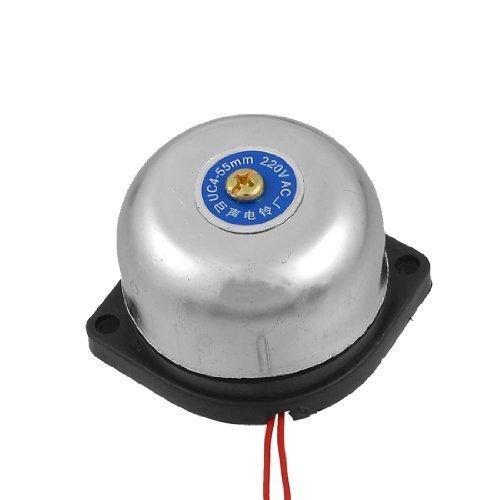 tono-argento-metallo-shell-allarme-incendio-elettrico-bell-51cm-ac-220v