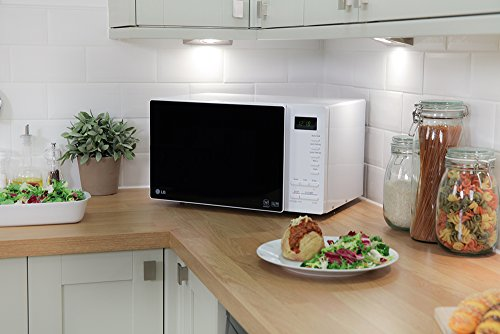 LG Microwave with IWave Technology and EasyClean, 23 Litre, White