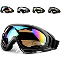 a4f53bbfac Amazon.co.uk  Goggles - Skiing  Sports   Outdoors