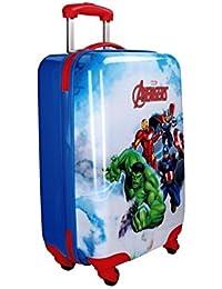 2111761 Maleta trolley rigida en ABS equipaje de mano THE AVENGERS 37x55x20cm