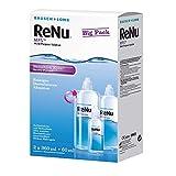 ReNu MPS Pflegemittel – Kontaktlinsenlösung ReNu – Bausch & Lomb Sensitive Eyes – ReNu Kombilösung als Bigbox 2 x 360 ml + 60ml