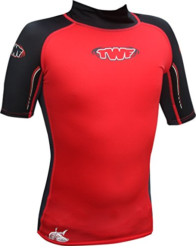TWF Kinder-Wassersporthemd rot