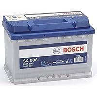 Bosch S4008 Batteria Auto 74A/h-680A