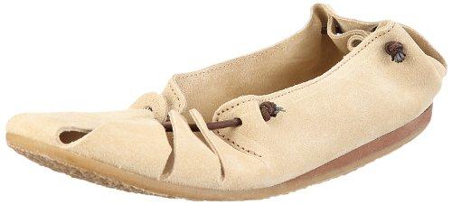 Cowa bailarina Ballet Flats Womens Beige Beige (beige) Size: 6 (39 EU)